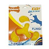 Nylabone Go Active 3 Point Tug Dog Toy