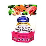 Stewart Raw Naturals Salmon Freeze Dried Dog Food