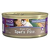Halo Spots Pate Grain Free Turkey Can Cat Food