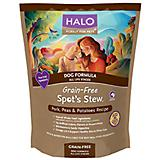 Halo Spots Stew Grain Free Pork Dry Dog Food