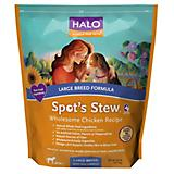 Halo Spots Stew Large Breed Dry Dog Food