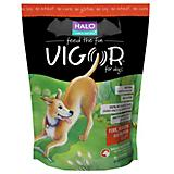 Halo Vigor Pork Salmon/Venison Recipe Dry Dog Food