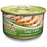Canidae Life Stages Turkey Can Cat Food 12pk