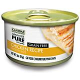 Canidae Grain Free Pure Chicken Can Cat Food 12pk