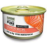 Canidae Grain Free Pure Salmon Can Cat Food 12pk