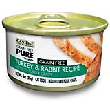 Canidae Grain Free Pure Turkey Can Cat Food 12pk