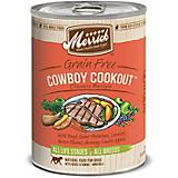 Merrick Classic Cowboy Cookout Can Dog Food 12pk