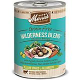 Merrick Classic Wilderness Blend Can Dog Food 12pk
