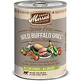 Merrick Classic Wild Buffalo Grill Can Dog Food