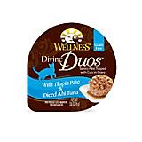 Wellness Divine Duos Tilapia/Tuna Wet Cat Food