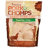Premium Pork Chomps Baked Pork Chipz Dog Treat