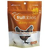 Fruitables Skinny Minis Dog Treats