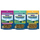 3PK Natural Balance LIT Mini Jumpin Stix Dog Treat