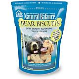 Natural Balance Bear Biscuits Dog Treat