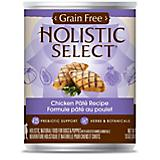 Holistic Select Grain Free Chicken Can Dog Food