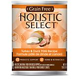 Holistic Select Grain Free Turkey Can Dog Food