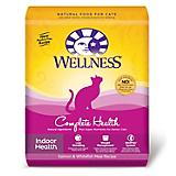 Wellness Complete Indoor Salmon Dry Cat Food