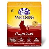 Wellness Complete Health Senior Dry Cat Food
