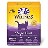 Wellness Complete Healthy Weight Dry Cat Food