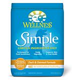 Wellness Simple Duck/Oatmeal Dry Dog Food
