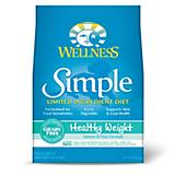 Wellness Simple Healthy Weight Dry Dog Food