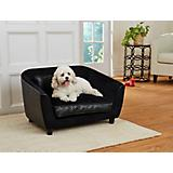 Enchanted Home Pet Astro Dog Bed Basketweave Black
