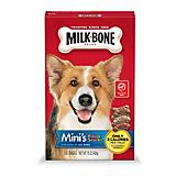 Milk Bone Flavor Snacks Mini Dog Biscuits