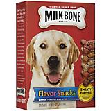 Milk Bone Flavor Snacks Large Dog Biscuits