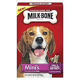 Milk Bones Minis Dog Biscuits