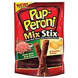 PupPeroni Mix Stix Roast Beef Dog Treat