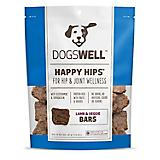 Dogswell Happy Hips Lamb Jerky Bar Dog Treat