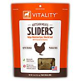 Dogswell Vitality Artisan Chicken Silder Dog Treat