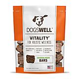 Dogswell Vitality Chicken Jerky Bar Dog Treat