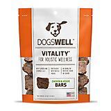 Dogswell Vitality Chicken Jerky Bar Dog Treat