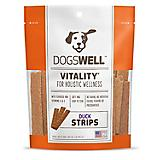 Dogswell Vitality Duck Jerky Strip Dog Treat