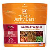 Dogswell Vitality Lamb/Veggie Jerky Bar Dog Treat