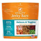 Dogswell Vitality Salmon Jerky Bar Dog Treat