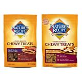 Natures Recipe Oven Baked Chewy Dog Treat