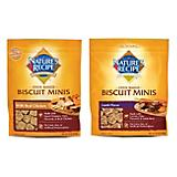 Natures Recipe Oven Baked Mini Dog Biscuit