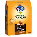 Natures Recipe Grain Free Large Dry Dog Food