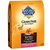 Natures Recipe Grain Free Salmon Dry Dog Food