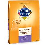 Natures Recipe Lamb/Rice Adult Dry Dog Food