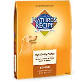 Natures Recipe Lamb/Rice Senior Dry Dog Food
