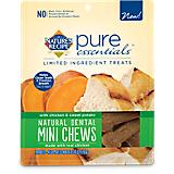 Pure Essentials Chicken/Sweet Potato Mini Dog Chew