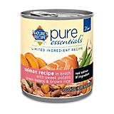 Pure Essentials Salmon Can Dog Food