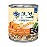 Pure Essentials Grain Free Chicken Can Dog Food