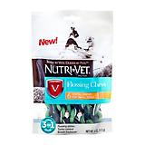 NutriVet Flossing Chews for Dogs
