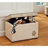 Enchanted Home Pet French Storage Bench