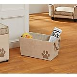 Enchanted Home Pet French Storage Tote