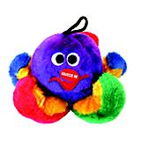 Playtime Plush Octopus Dog Toy